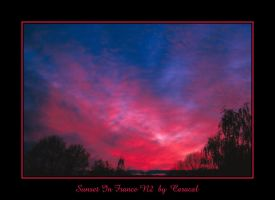 Sunset In France N2 by caracal