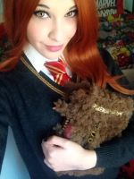 Lily Potter - cosplay by GhiandaiaCosplay