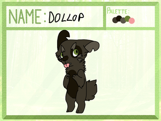 [wc]Dollop by millemusen