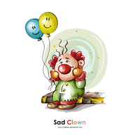 Sad Clown - Remix by NaBHaN