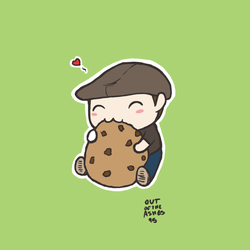 Jack got a cookie by OutOfTheAshes95
