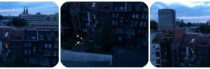 Dawn on the Rooftops. by ReloC3