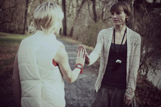 Silent Hill-Heather and Rose: Reach for Me by tigerjr228