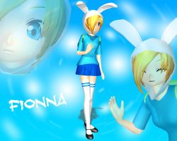 AT: Fionna Download by KittyCabbieKat