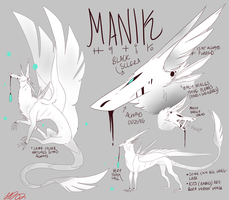 OPEN SPECIES: Manik Reference by Irabus