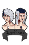 Quincy and rowan by Qu-Ross