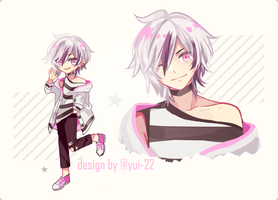 Adoptable Auction #6 (CLOSED) by yui-22