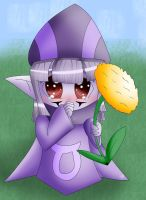 Would You Like a Flower? by MasterMageFado