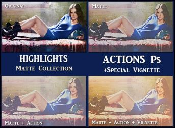 Highlights  ACTION Ps  by Laurent-Dubus