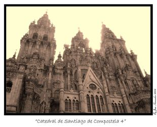 Catedral S. de Compotela 4 by ChaosBoy22