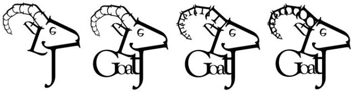 Goudy Goat 1 by KM-cowgirl