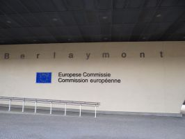 The Berlaymont by Dwazou