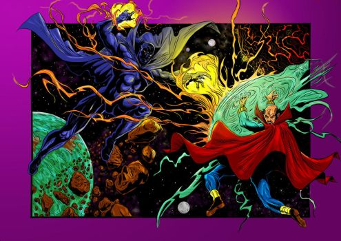 The Wonder Worlock colors by joriley
