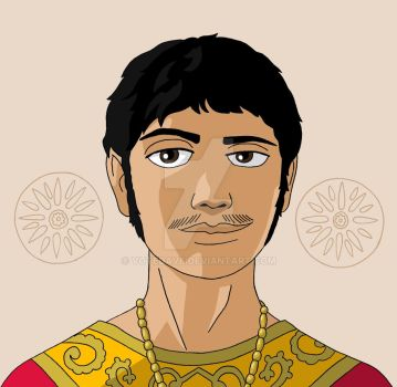 Elagabalus Biography Cover by VoteDave
