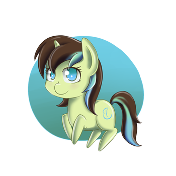Chibi Equinepalette by Scarletts-Fever