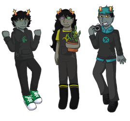 Troll Adopts! 2/3 open by 00-aj
