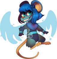 [TFM+SU] lapis mouse by Cootsik