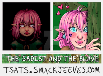 TSATS RENAY ICONS (THIS IS A WEBCOMIC!!!!!!) by MottInThePot