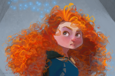 Brave Detail by nna