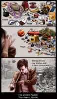 The Doctor's Pockets by Saimain