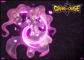 Grand Chase Amy by jheiron