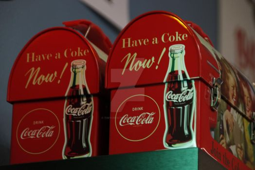 Coca Cola by TinyCreature