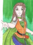ACEO - Marilasse by purenightshade