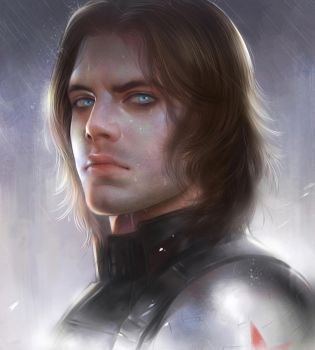 The Winter Soldier by Zeilyan