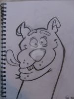 Scooby Doo by Amouse