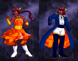 The Phoenixes Flair by ErinPtah