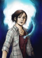 Beyond Two Souls by LadyDeadPooly