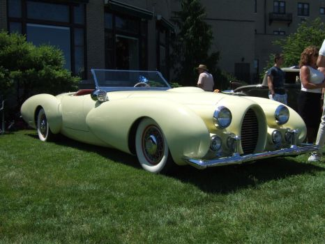 1952 Verrill Wolfwagen Roadster by Aya-Wavedancer