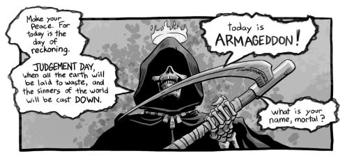 Apartmageddon - yet another teaser panel by SteamPoweredMikeJ