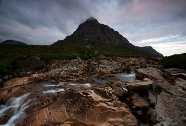 Bauchaille Etive Mor by placey