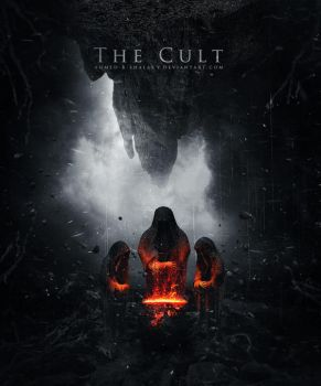 The Cult by Ahmed-R-Shalaby