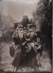 'Old Times' wet plate collodion picture by Arsenal-Best