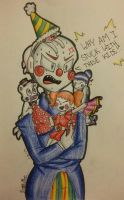 Why am I Stuck with these kids? (FNAF SL) by DiaziKoix