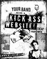 Your Band Needs a Website by mylkhead