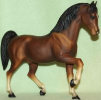 Breyer Matte FAS - Sheik - Stock by Lovely-DreamCatcher