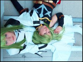 CodeGeass: Two Worlds by m00nf1sh