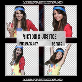 Victoria Justice PNG Pack #07 by annie2377