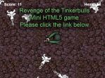 Minigame - Jake and the Revenge of the Tinkerbulls by ChibiEdo