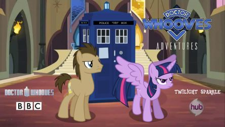 Doctor Whooves Adventures: Season 4 Fan Cover by Ryan1942
