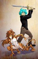 TwoKinds by Hominids