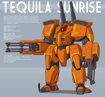 PAYLOAD: Tequila Sunrise by Blazbaros