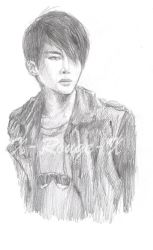 Kim Ryeowook sketch by X-Rouge-X