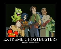 Extreme Ghostbusters by Dante-564