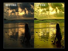 Color + tone enhancing by adityadigaddi