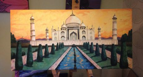 Taj Mahal , India by 4lisx