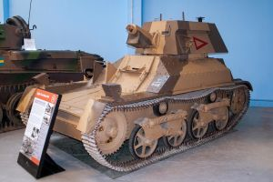 Light Tank Mk.IIa by Daniel-Wales-Images
